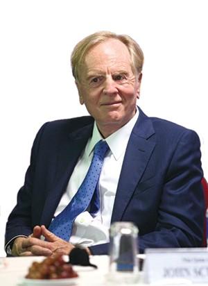 Ông John Sulley - Cựu CEO của Pepsi và Apple: