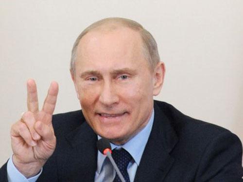 Lễ nhậm chức của Putin qua các con số