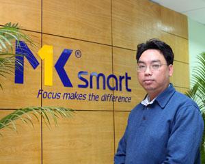 Nguyễn Trọng Khang, Tổng giám đốc Tập đoàn MK: Nắm chìa khoá để theo chân Apple