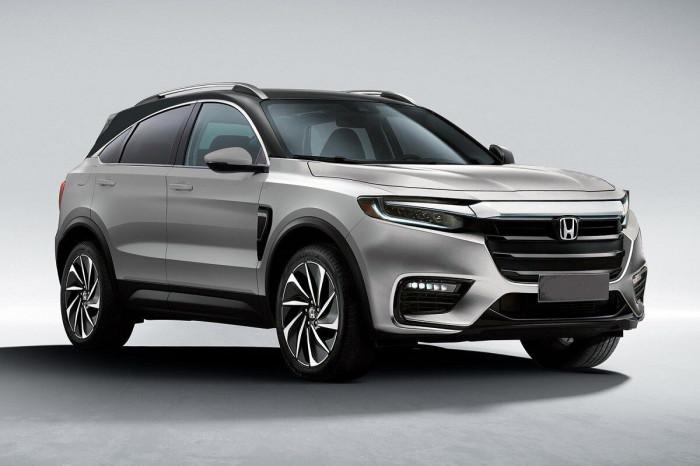 Honda HR-V 2022 diện mạo hoàn toàn mới, có giá từ 624 triệu đồng
