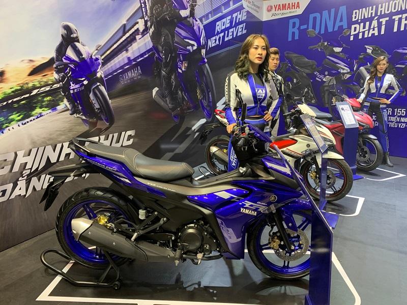 """Yamaha Exciter 155 VVA """"sốt hàng"""", đội giá hơn 7 triệu đồng"""