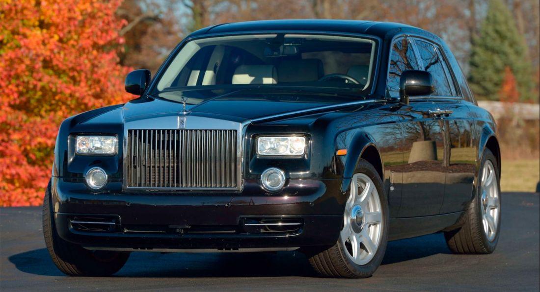 Rolls-Royce Phantom 2010 từng của Donald Trump đấu giá đắt hơn 300.000 USD