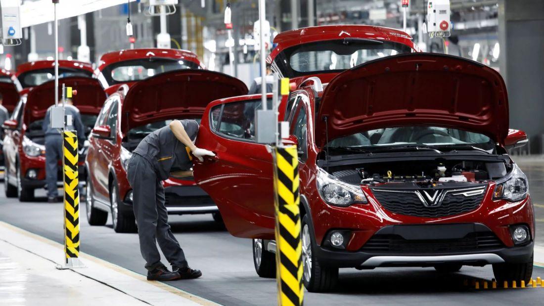 Vinfast, THACO, TC Motor: Đâu là hãng xe được lòng khách Việt nhất trong năm 2020?