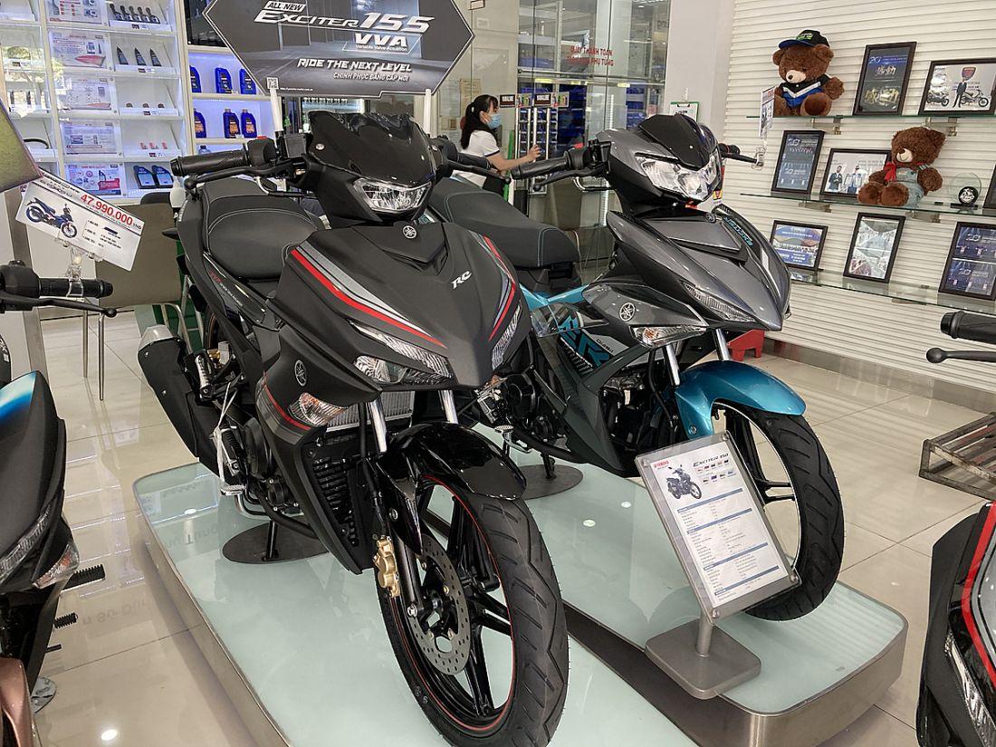 Yamaha Exciter 155 tăng giá mạnh ngay khi vừa mở bán