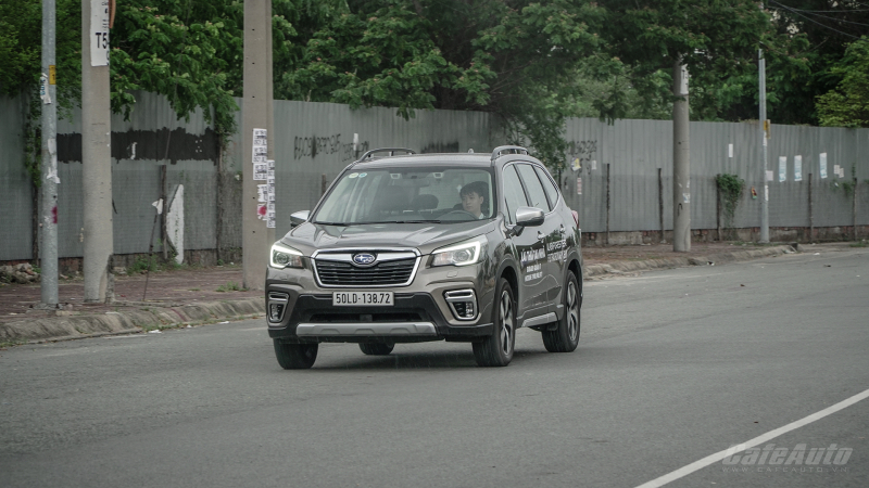 Gia nhập xe thể thao đường phố, Subaru Việt Nam dự kiến đem về WRX và BRZ thế hệ mới