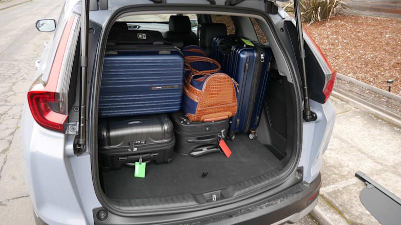 Khoang chứa đồ của CR-V
