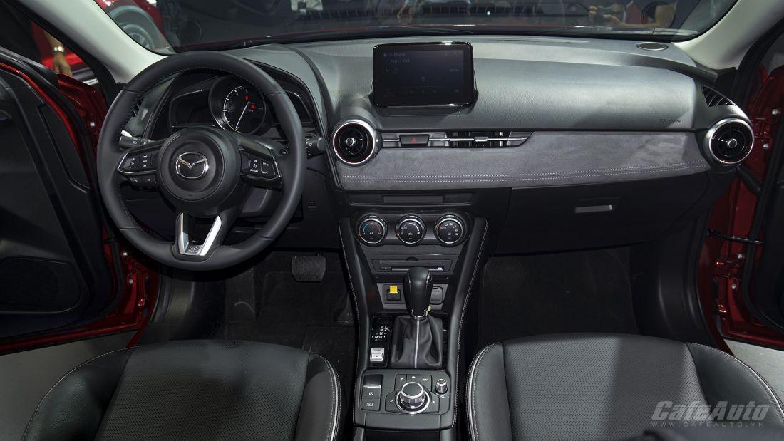 Hình ảnh nội thất của Mazda CX-3