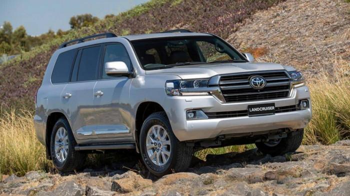 Toyota Land Cruiser có chi phí bảo dưỡng đáng ngạc nhiên