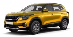 KIA Seltos Seltos 1.4 Luxury SUV/Crossover 2020