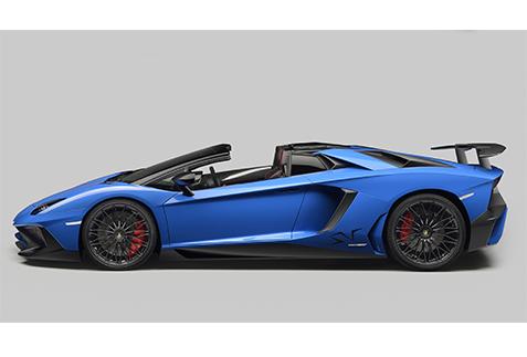 Lamborghini Aventador LP 700-4 Coupe 2014