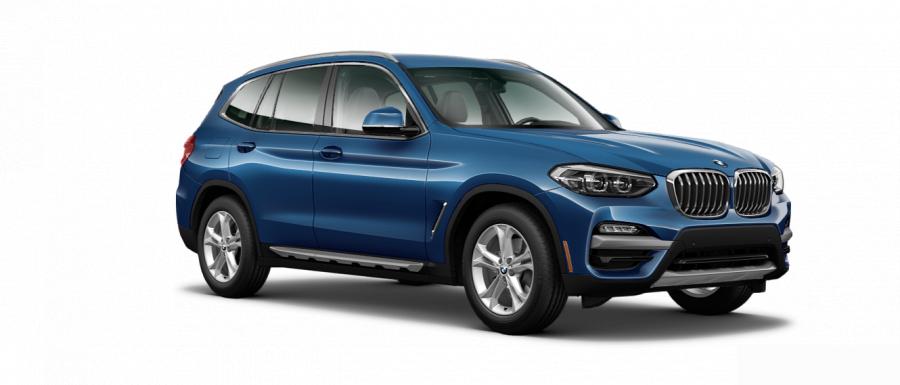 BMW X3 xDrive30i M Sport SUV/Crossover 2019