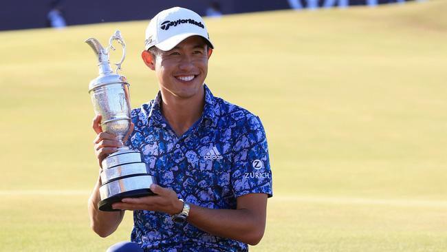 collin-morikawa-vo-dich-giai-golf-the-open-championship