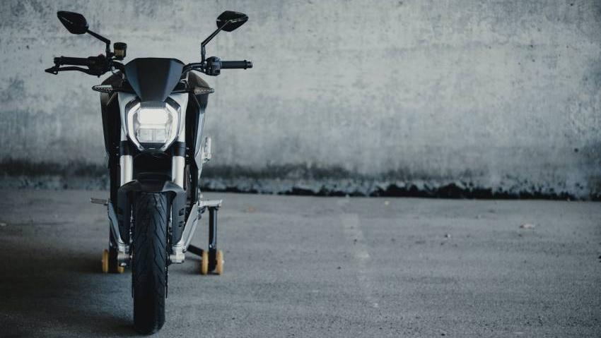 Zero Motorcycles Quickstrike