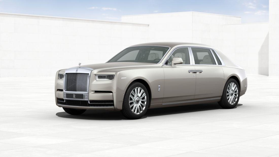 Rolls-Royce Phantom EWB Sedan 2021
