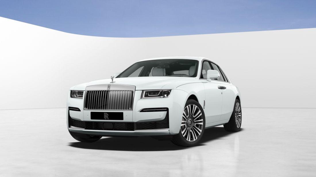 Rolls-Royce Ghost SWB Sedan 2021