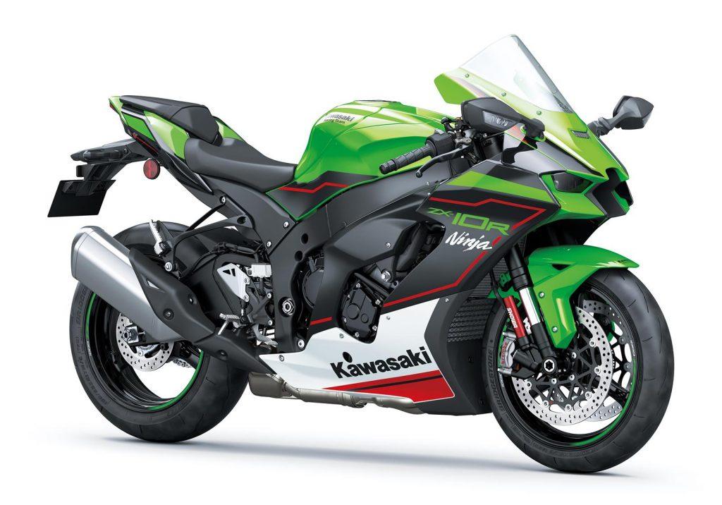 Kawasaki Ninja ZX-10R KRT 2021 Superbike 2021