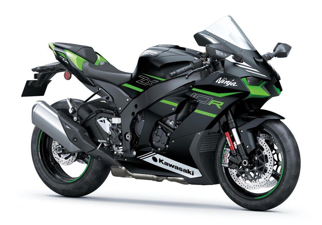 Kawasaki Ninja ZX-10R 2021 Superbike 2021