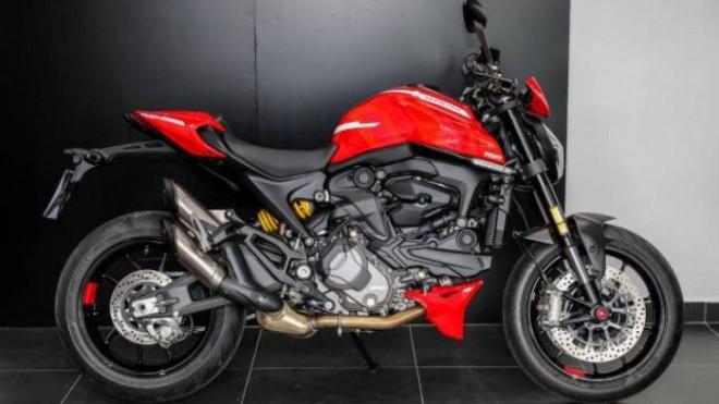 Ducati Monster 2022