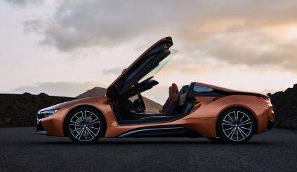BMW i8 Roadster sẽ bán ra vào tháng 3, giá 3,7 tỷ đồng