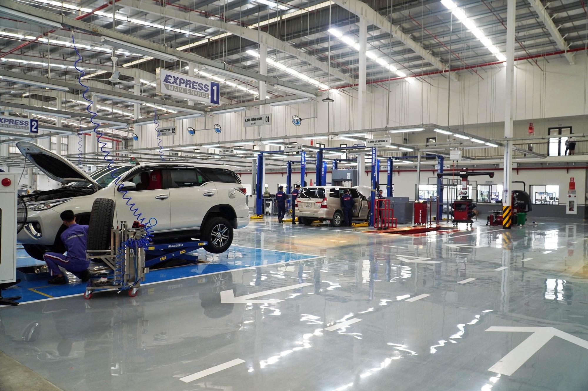 Thị trường ôtô tránh giảm sốc nhờ thuế phí - Ảnh 3.