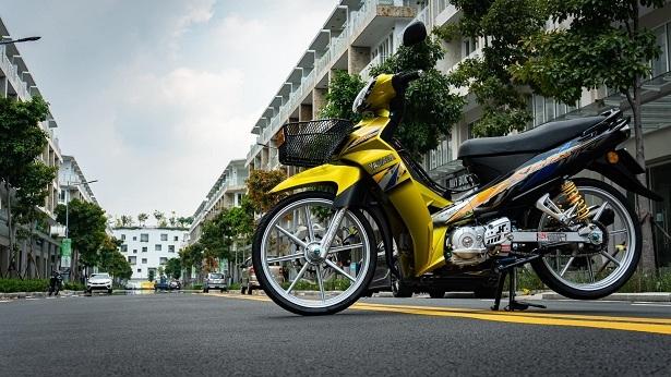 Yamaha Sirius 2014 độ kiểng tuyệt đẹp của dân chơi Bình Phước