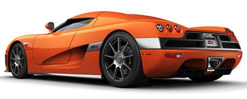Top 10 siêu xe nhanh nhất thế giới năm 2011-2012