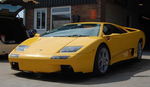 Lamborghini Diablo khiến nhiều người ao ước