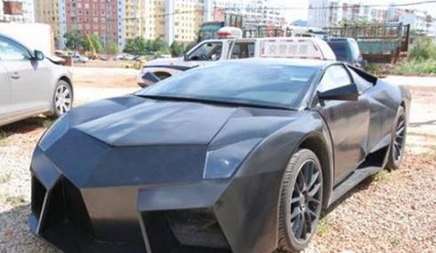 Những 'siêu xe' từ phế liệu