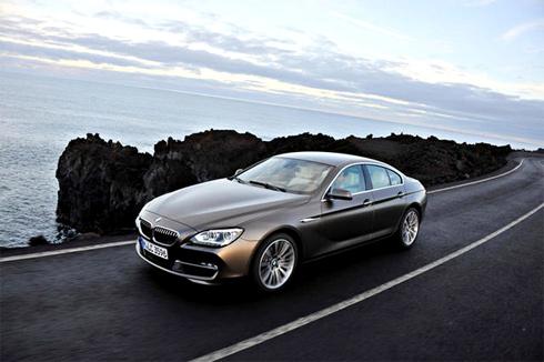 BMW trình làng series 6 bản 4 cửa