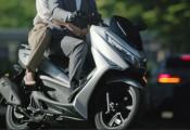 Đối thủ của Honda PCX, Suzuki Burgman 150 nhá hàng chờ ngày ra mắt