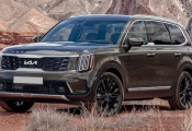 Phát hiện Kia Telluride 2022 bản nâng cấp chạy thử, chỉ chờ THACO nhập về quyết đấu Ford Explorer