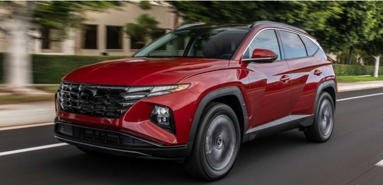 Hyundai Tucson 2021 mới