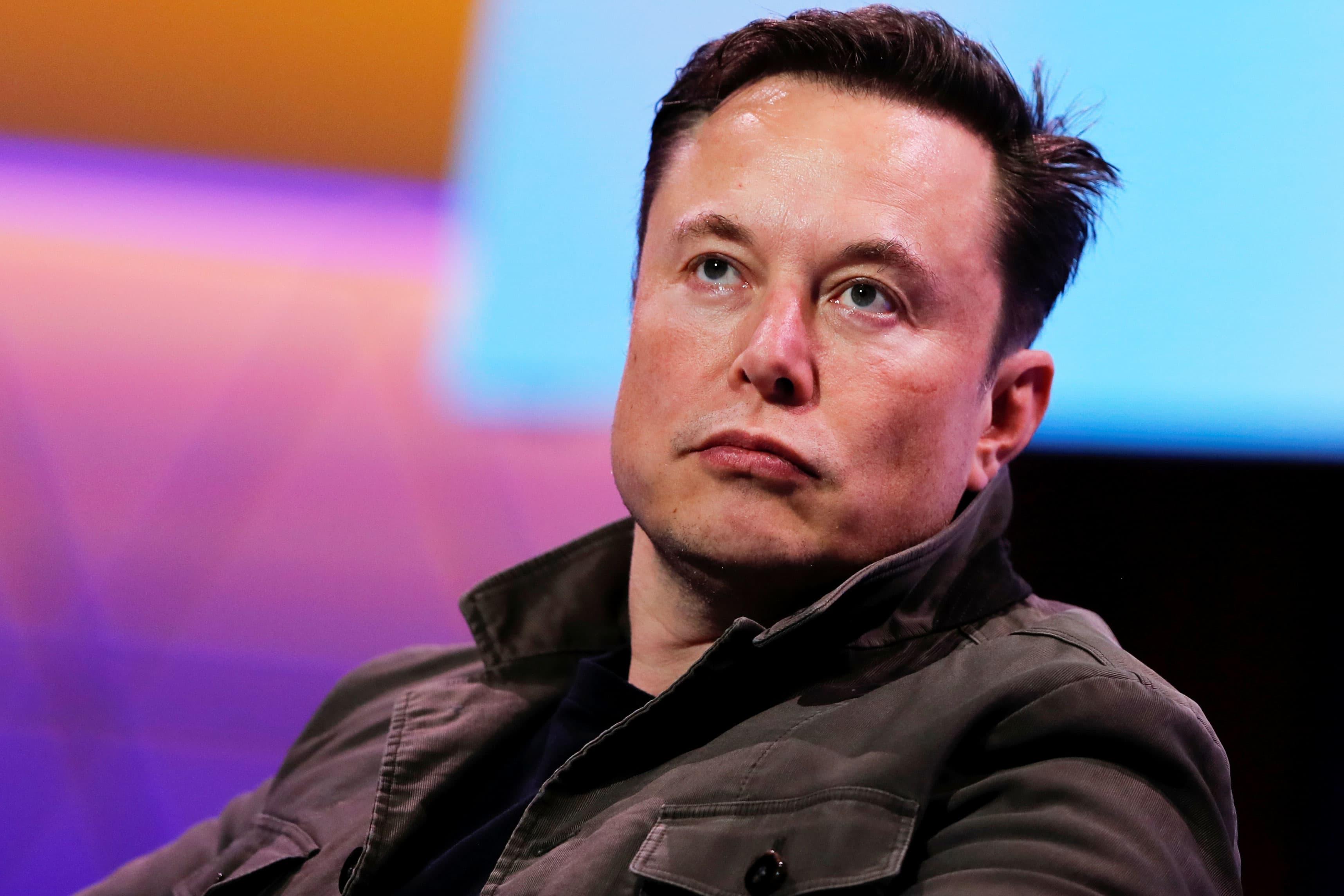 Elon musk 2020