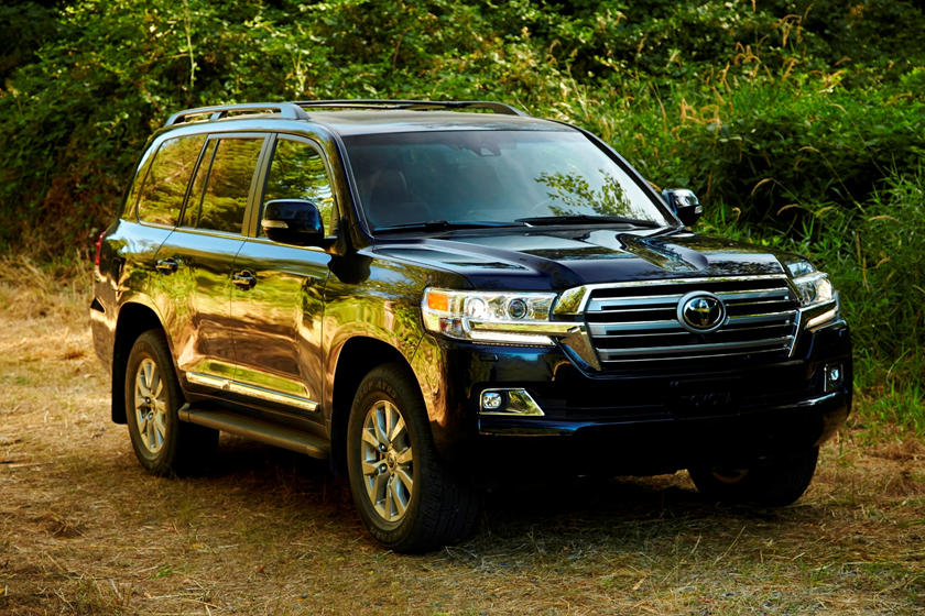 toyota land cruiser xịn