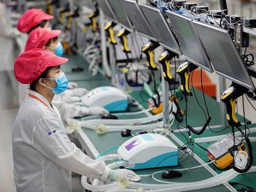 Vinfast sản xuất máy thở
