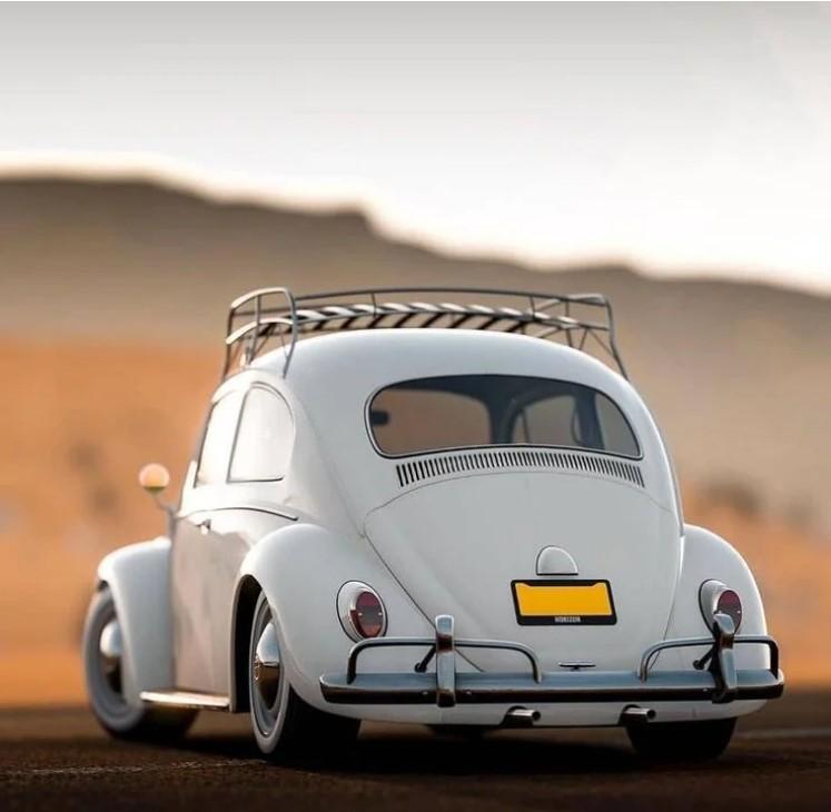 volkswagen beetle mới