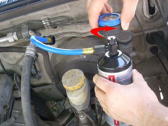 car freon