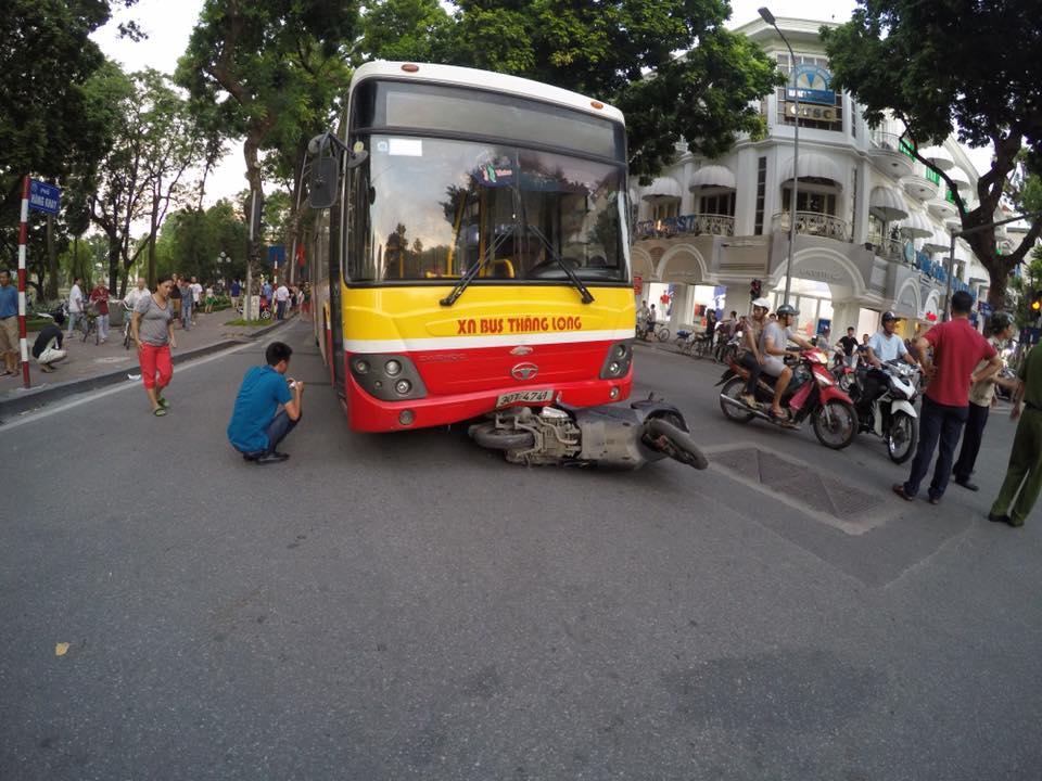 tai nạn xe bus