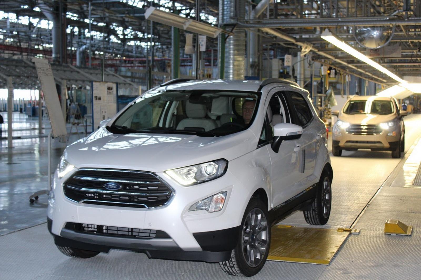 ford ecosport ấn độ