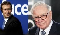Mark Zuckerberg sắp vượt Warren Buffett về giá trị tài sản