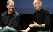 Tim Cook: 5 phút trò chuyện với Steve Jobs thay đổi cuộc đời