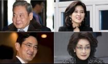 7 người thuộc gia tộc Samsung lọt top tỷ phú giàu nhất Hàn Quốc năm 2018
