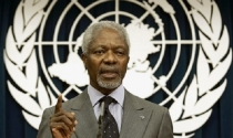 Cuộc đời của cố tổng thư ký LHQ Kofi Annan