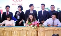 """HREC tổ chức chương trình """"Caravan từ thiện & Xúc tiến đầu tư"""""""