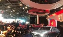 VinFast gây sốt tại Paris Motor Show