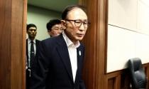 Cựu Tổng thống Hàn Quốc kháng cáo bản án tham nhũng 15 năm tù