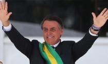 Tân tổng thống Brazil tuyên thệ nhậm chức, Trump ủng hộ