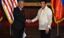 Thủ tướng Malaysia cảnh báo Philippines thận trọng với các khoản nợ Trung Quốc
