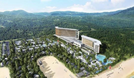 Khu nghỉ dưỡng Malibu Hội An Resorts & Villas