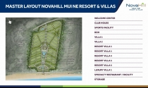 Khu nghỉ dưỡng Nova Hill Mũi Mé Resort & Villas